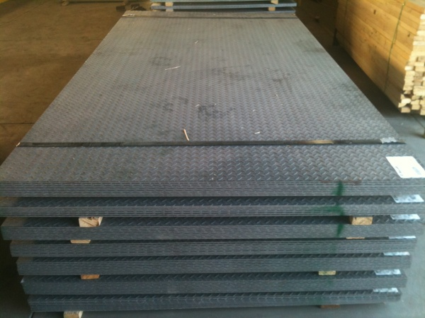 Checd Steel Floor Plate Hansen Services