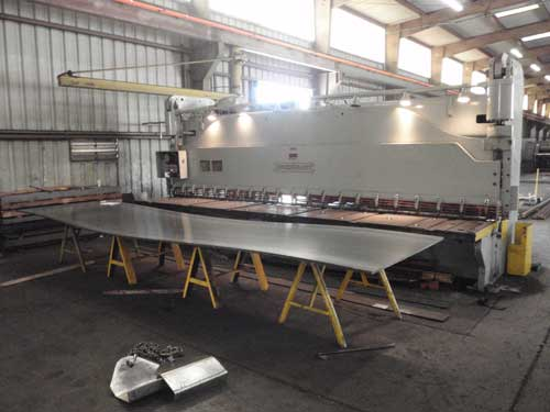 Hansen Steel Shearing